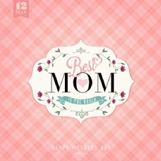 母亲节背景设计