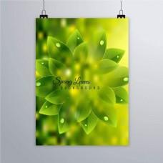 植物绿色小叶