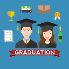 毕业背景设计