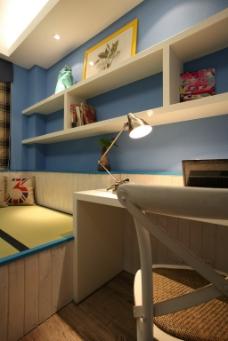 现代儿童房装修效果图