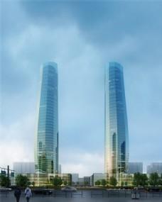 创意城市高楼设计图