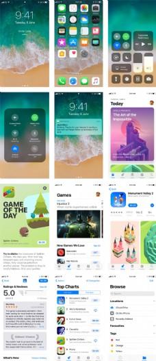 手机appGUI资源包