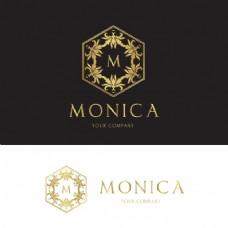 奢侈品logo模板