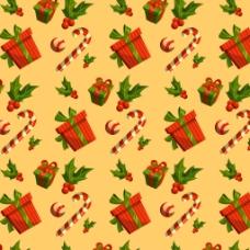圣诞礼物背景