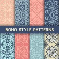 8种装饰元素纹样