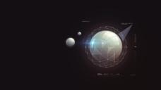 科技感球背景图片素材