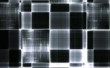 科技方块背景图片