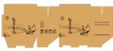 草鸡包装盒设计