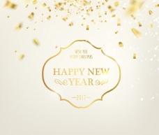 新年背景设计