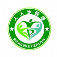 人人乐健康logo