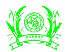 农业麦穗logo