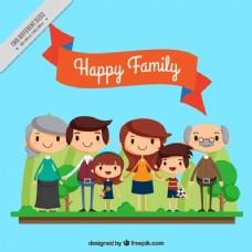 siimptica可爱的美国家庭