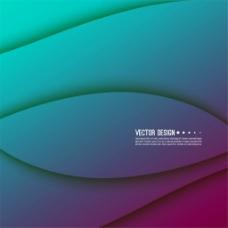 蓝紫色流线背景图片