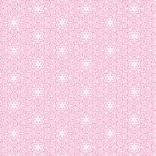 粉红色的花朵装饰图案背景
