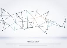 抽象几何背景与网格