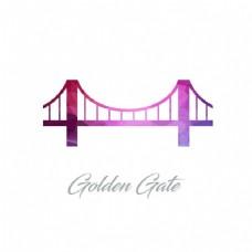 黄金大门,多边形