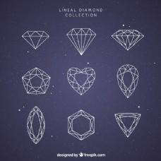 九行宝石收藏