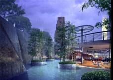 度假豪华酒店环境设计图