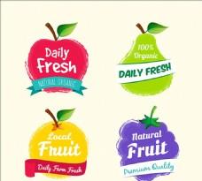 神奇的水果标签