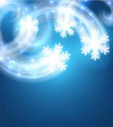 雪光闪耀希望