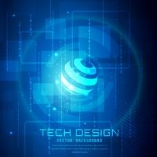 技术背景的设计
