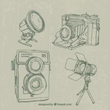 粗略的摄像设备
