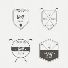 高尔夫logo