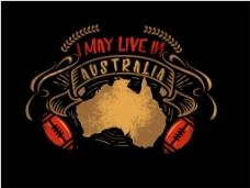 澳大利亚印花设计图片