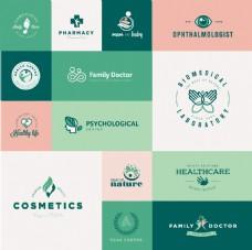 绿色清新图标设计