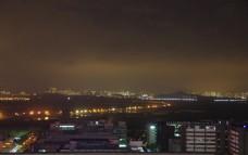 边界夜色灯火