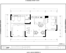 仓库CAD施工图
