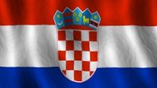 克罗地亚国旗视频