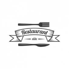 餐厅的logo模板