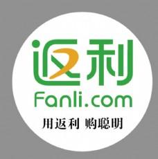 返利网logo图标