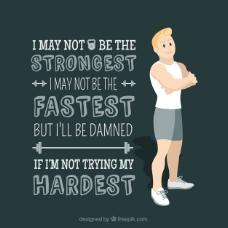 CrossFit的刻字和运动员