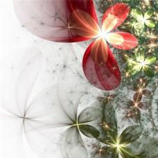 花园梦幻背景图
