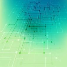 技术背景,蓝绿颜色