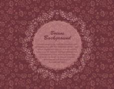 古典花纹图案元素