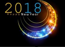 2018新年背景图