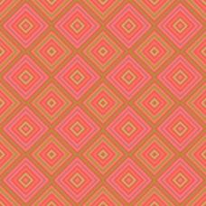 粉红色背景与正方形