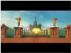 婚礼城堡丘比特影视片头视频素材
