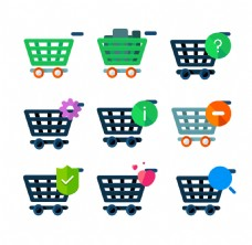 购物UI图标