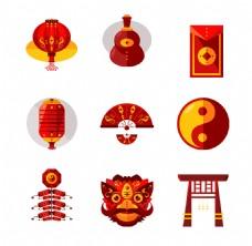 中国元素图标ICON
