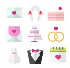 甜蜜婚礼图标