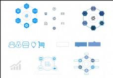 科技简洁icon图标