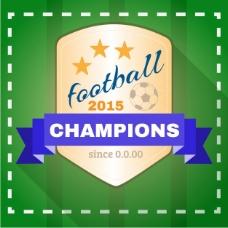 足球logo模板