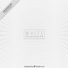 白色条纹背景透视