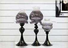 瓷器台灯艺术品模型