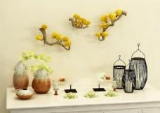 室内艺术品模型素材