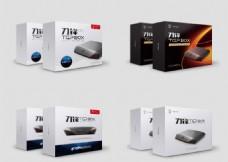 科技产品包装设计效果图